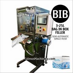 Bag-in-Box Filling Machine Single-head Bag Water Packaging Equipment BIB Filler