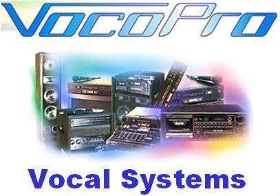 VocoPro - Professional vocal system 1