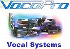 VocoPro - Professional vocal system