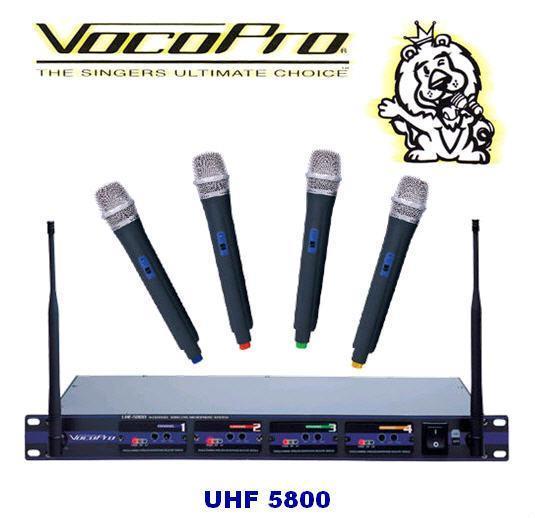 VocoPro - Professional vocal system 3