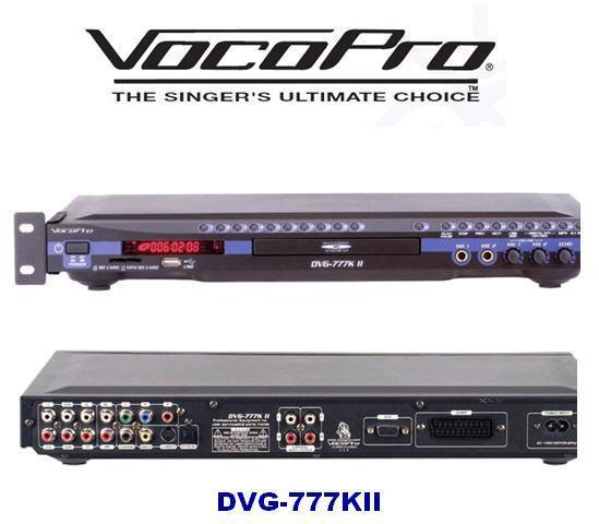 VocoPro - Professional vocal system 4