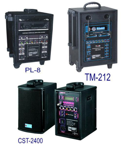 流动扩音系统 2