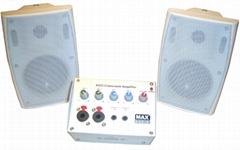 立體聲課堂擴音機系統
