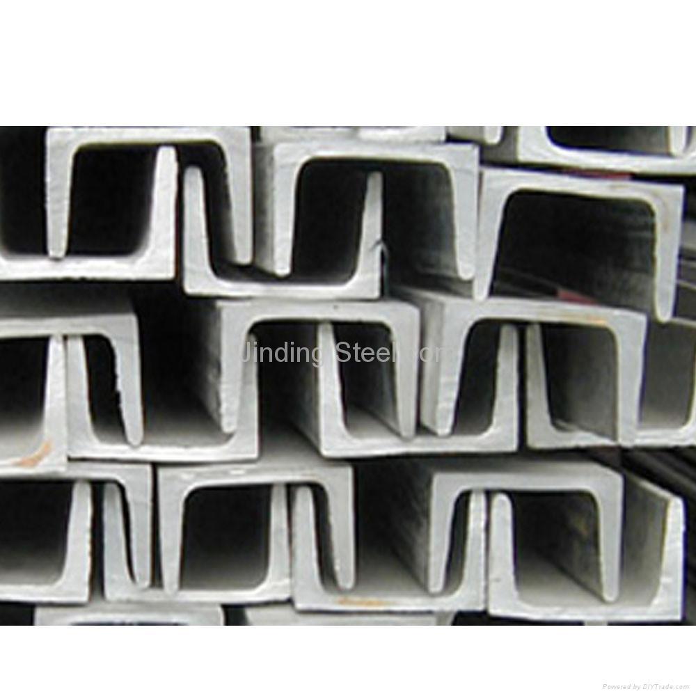 JIS Hot Rolled Steel Channel Iron 1