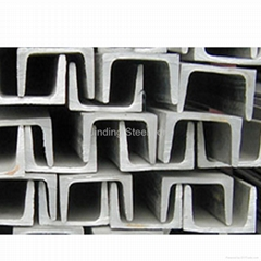JIS Hot Rolled Steel Channel Iron