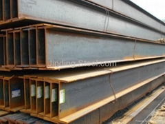 JIS Standard Ms Steel H-Beam