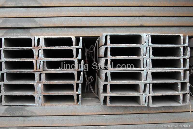 JIS Hot Rolled Steel Channel Iron 2