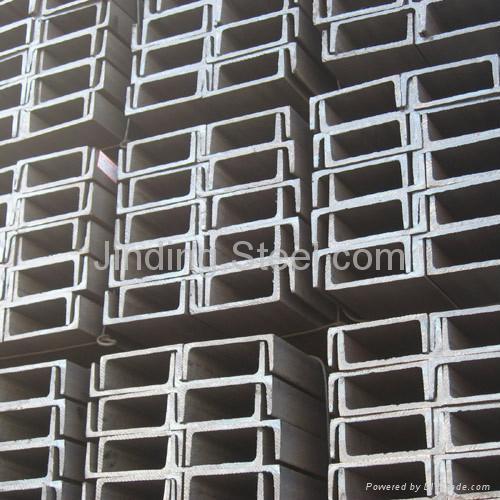 JIS Hot Rolled Steel Channel Iron 3