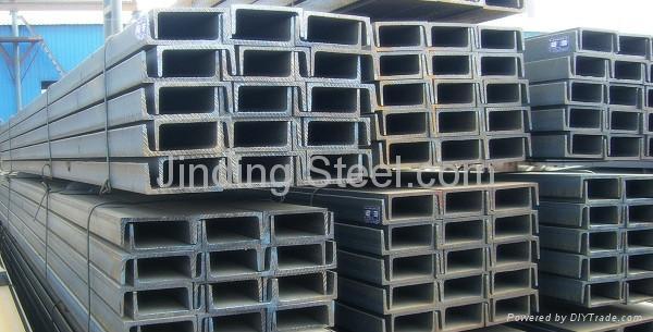 JIS Hot Rolled Steel Channel Iron 4
