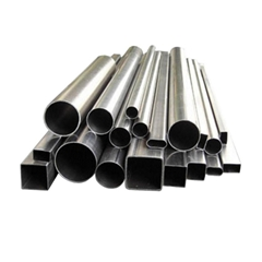 black and ga  anized ERW steel pipe