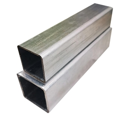 50mm ga  anised steel square hollow section tube