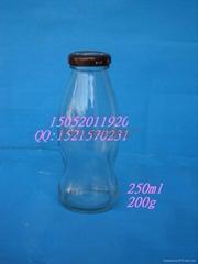 玻璃瓶厂饮料瓶