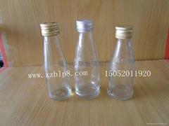 饮料玻璃瓶