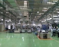 中央式煙塵淨化系統集塵工作台