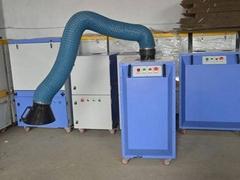 移動式煙塵淨化機