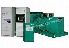 Land Diesel Generator Set (20kw/25kva-1200kw/1500kva)