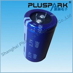 400F 2.7V ultracapacitor, Supercapacitor, Electric double layer capacitor