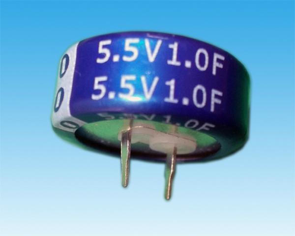 Supercapacitor 0 1f 5 5v Kr 0 1f 5 5v Pluspark China