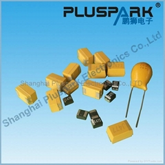 tantalum capacitor 40V 0.33uF Case B,A