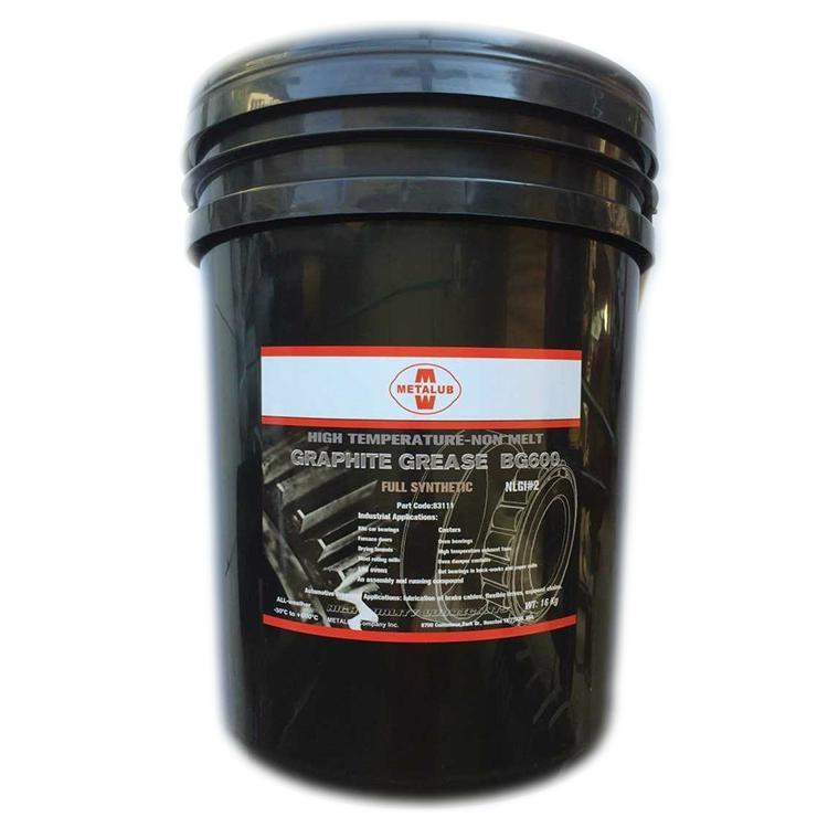 石墨高溫潤滑脂 1
