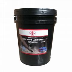 美特潤METALUB鋼絲繩表面潤滑脂批發 高溫耐磨極壓鋼絲繩潤滑脂WRG3600