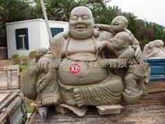 石雕觀音菩薩