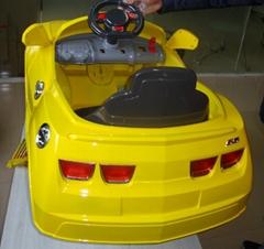 玩具童车快速成型