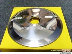 Carbide circular knives/blades