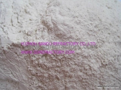 good quality bentonite CLAY for foundary