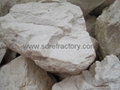 calcined fire clay refractory