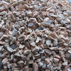 bauxite ore calcined bauxite grit for refractory bricks