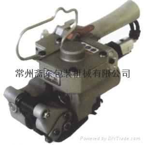 常州无锡ZP22PET电动打包机 4