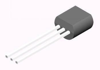 低压差稳压集成电路 LDO: LP2950 0.1A 1