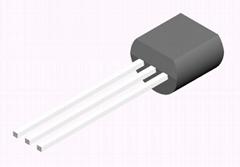 低压差稳压集成电路 LDO: LP2950 0.1A