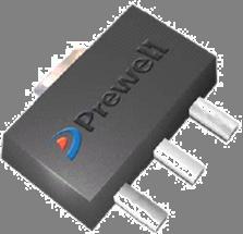 射頻放大器IC: PW210