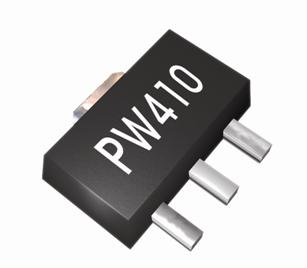 射频放大器IC: PW410 1
