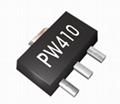 射頻放大器IC: PW410