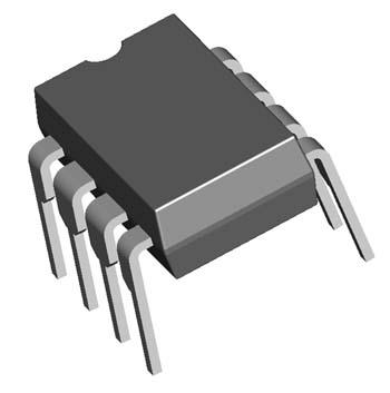 开关型升降压稳压集成电路: MC34063 1.5A 1