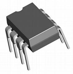 开关型升降压稳压集成电路: MC34063 1.5A