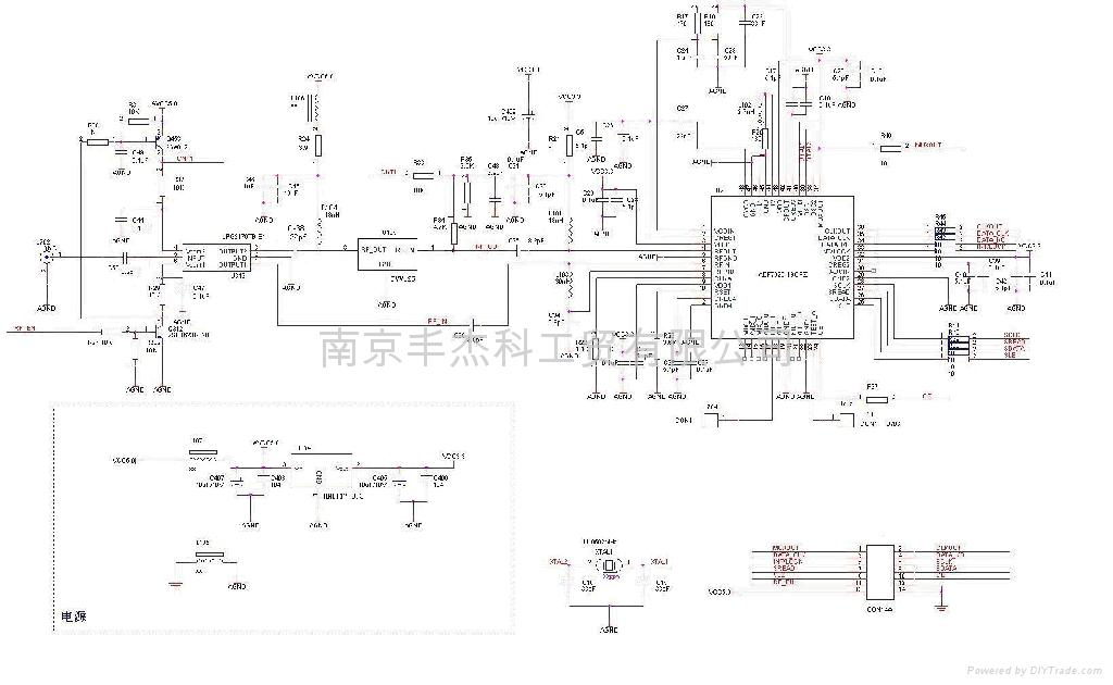ADF7020远程无线抄表方案和各种无线传输IC供应 2