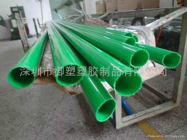 Pvc plastic tube ys china manufacturer