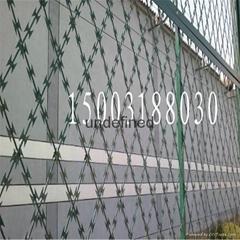 Nine Strips razor barbed wire machine