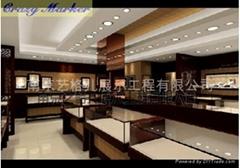 南京珠宝柜台