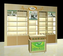 南京保健品展柜