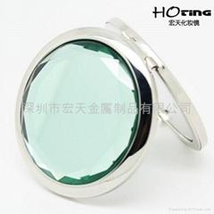 水晶化妆镜