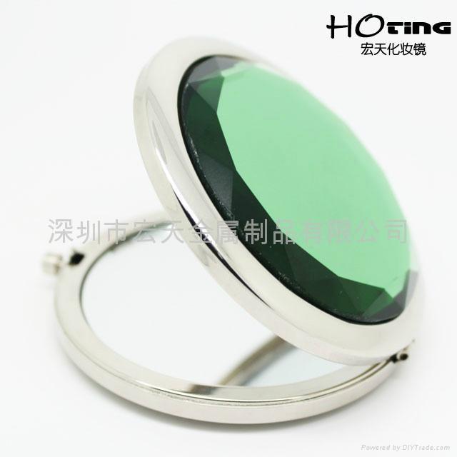 水晶化妆镜 3