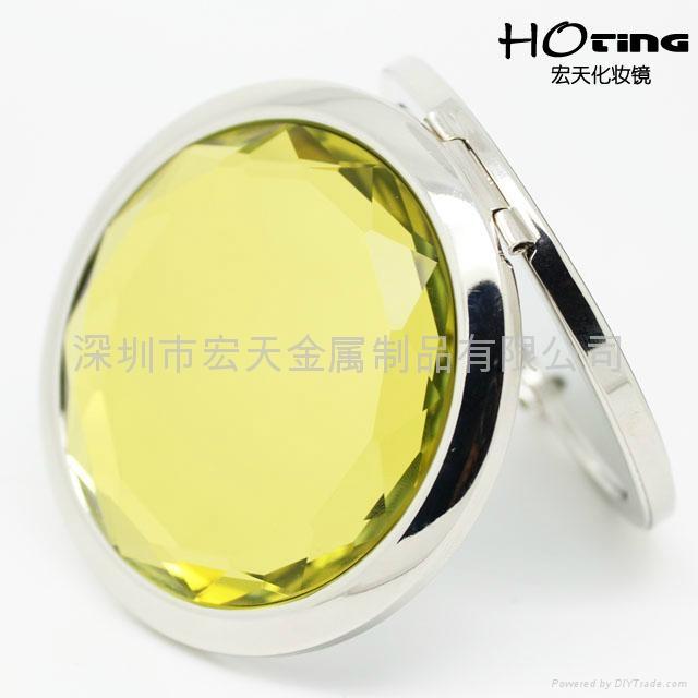 水晶化妆镜 4