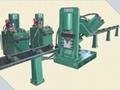 cnc angle machine