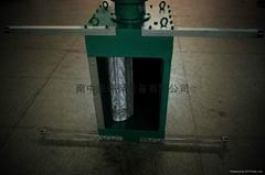 DFS型单转鼓粉碎型格栅除污机