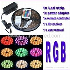 RGB LED Strip Light/rope light